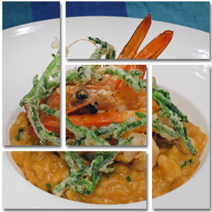risottoseabeansshrimp