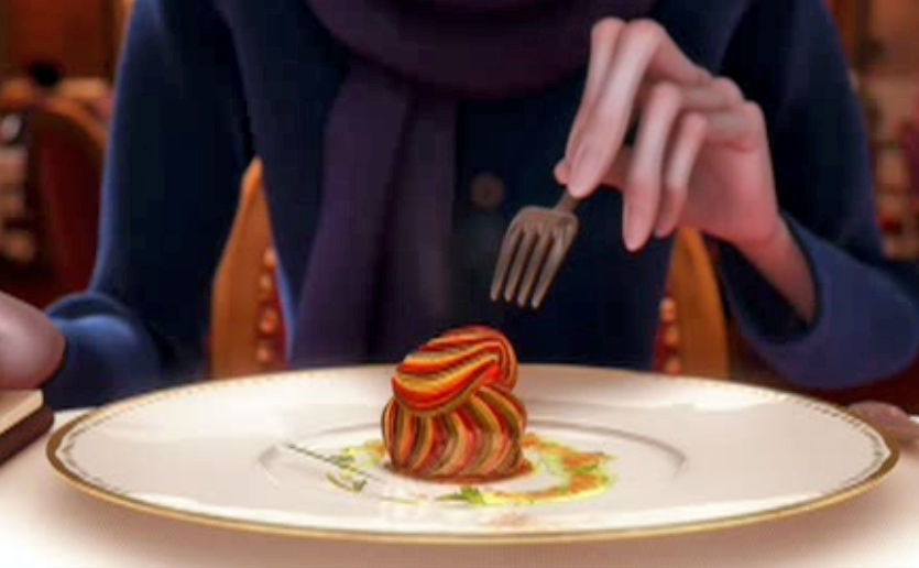Remy S Ratatouille Cooking With Strawberry Tsunami